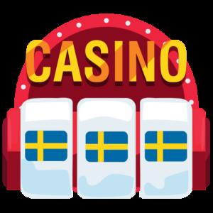 Slotspel med svenska flaggan som symboler