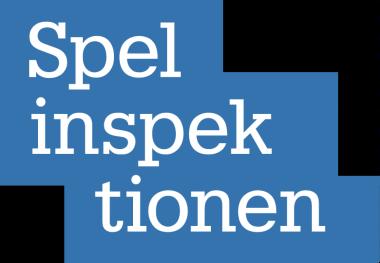 Logo för Spelinspektionen