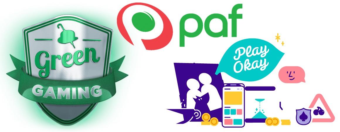 Online casinon med extra hjälp vid spelberoende - Mr Green, Paf casino och Casumo