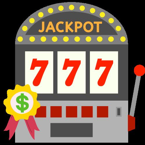 Jackpot-spel hos casinon för högre vinstchanser