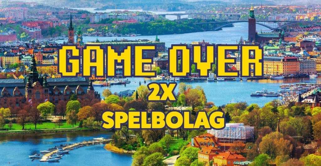 Spelinspektionen återkallar två svenska spellicenser