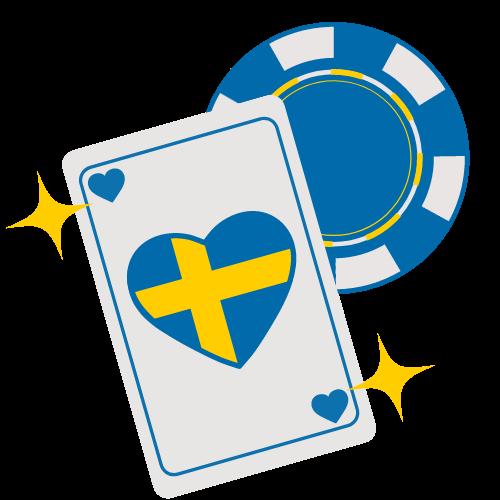 Online poker med svensk licens