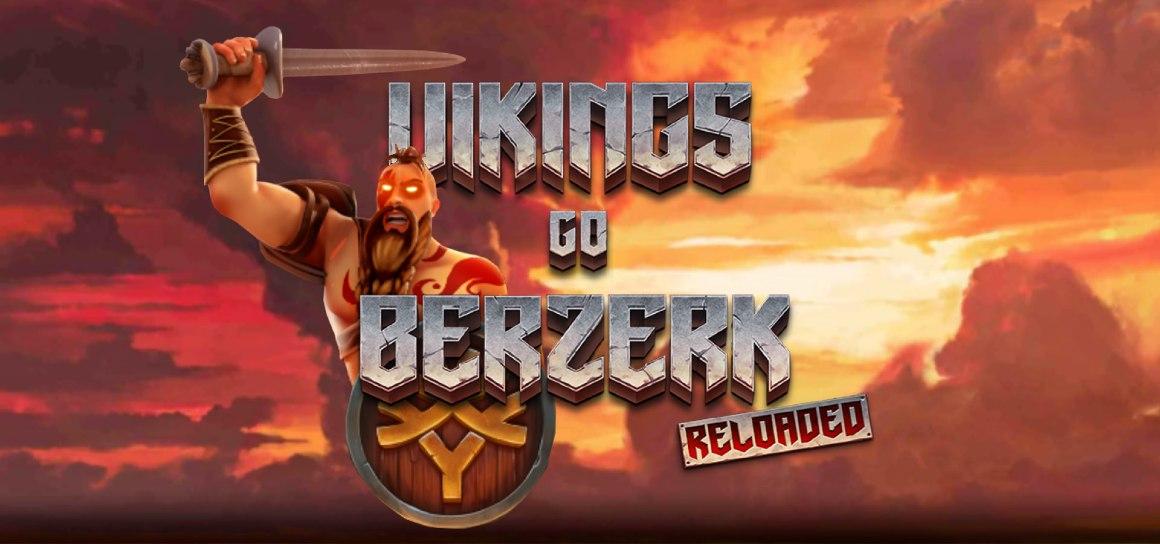 Vikings go Berzerk reloaded från Yggdrasil